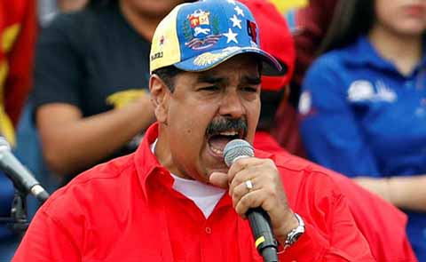 Maduro Rechaza Nuevas Elecciones y Dejar el Poder en Venezuela