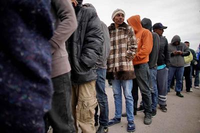 Mil 700 Migrantes Solicitan Asilo en México Desde la Frontera con EU