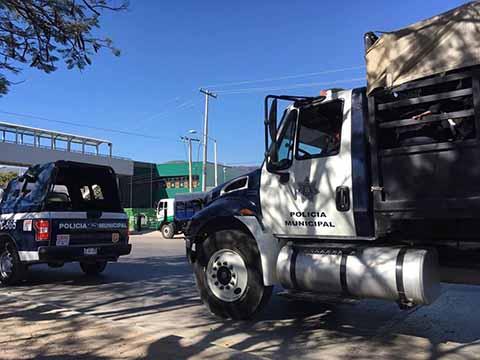 Detienen a Nueve Vándalos Que Mantenía Tomada la Torre Chiapas