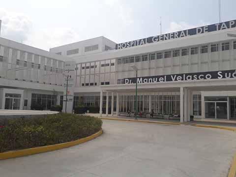 Crece Atención a Migrantes en el Nuevo Hospital Regional