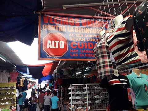 Sector Comercial se Organiza Para dar Seguridad a Clientes