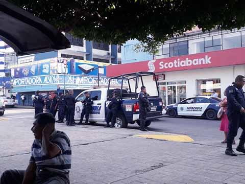 Exigen Cambios de Mandos en la Policía Municipal