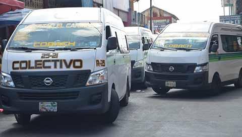 Incremento de Precios en Combustibles y Refacciones Impide Modernización del Sector Transporte