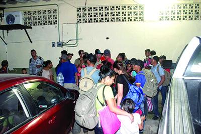 FGE Rescata a 78 Migrantes y Detienen a 4 Presuntos Traficantes