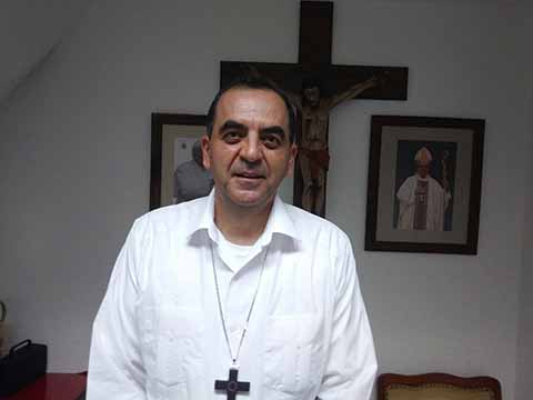 Convoca el Obispo a no Acostumbrarse a Vivir con la Violencia e Inseguridad