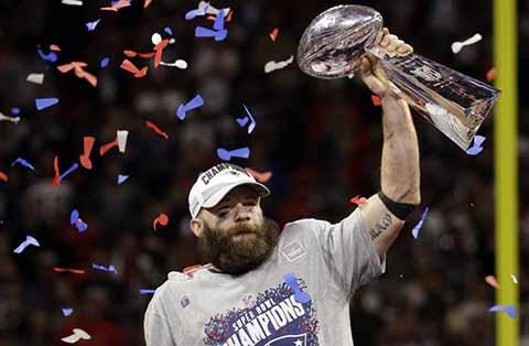 Patriots Derrota a los Rams y Consigue su Sexto Super Bowl