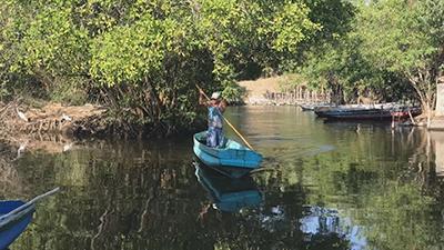 Contaminación de Lagunas y Esteros Afecta a Pescadores de la Región