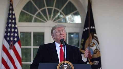 Trump Amenaza con Declarar Emergencia Nacional en EEUU