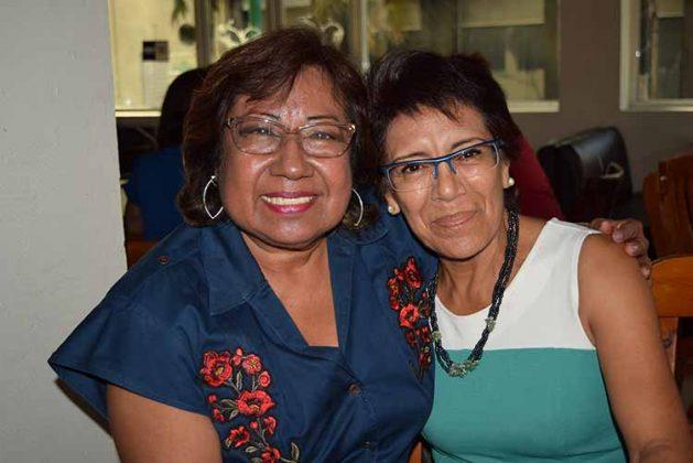 Joselina Rosales, Caty Rosiano.
