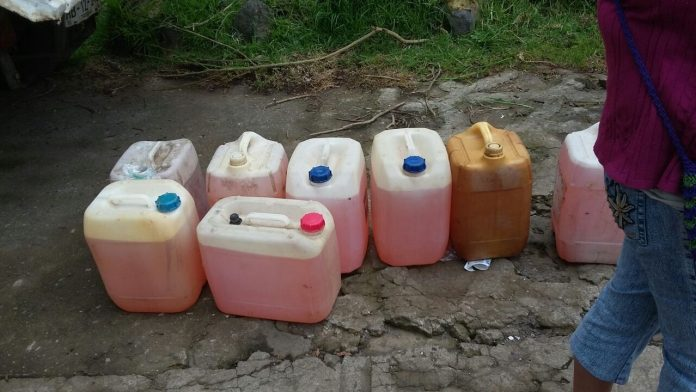 Descubren 40 Mil Litros de Gasolina en un Predio de Suchiate