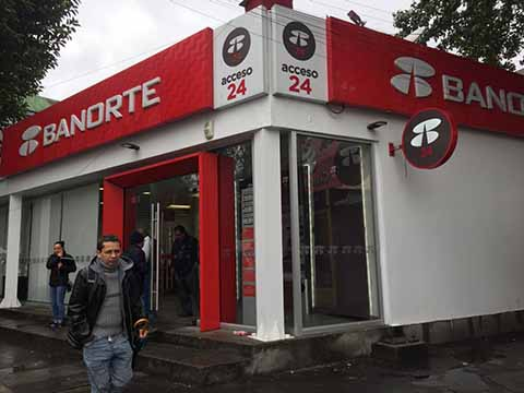 Sucursales Bancarias Cerrarán sus Puertas Hoy