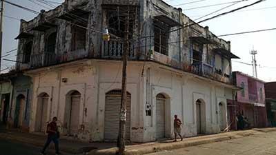 Suman 117 Edificios Dañados en Chiapas por Sismo de 6.5 Grados