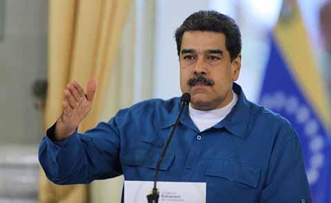 Maduro Prepara Despliegue Militar Ante