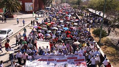 Oaxaca Pagó 303 mdp a