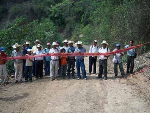 Exigen al Gobierno Federal Frenar la Minería en la Costa