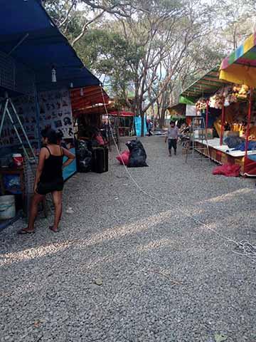 Juegos Mecánicos de la Feria de Huixtla Provocan Apagones
