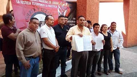 Respaldan Transportistas Reordenamiento Implementado por el Gobierno del Estado