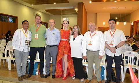 Inició Foro de Agrobusiness en la Expo Feria 2019