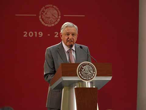 """AMLO Declara """"el Fin de la Política Neoliberal"""""""