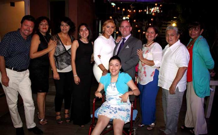 Familiares y amigos celebraron el enlace matrimonial de Johel Vargas & Madaí Cruz.