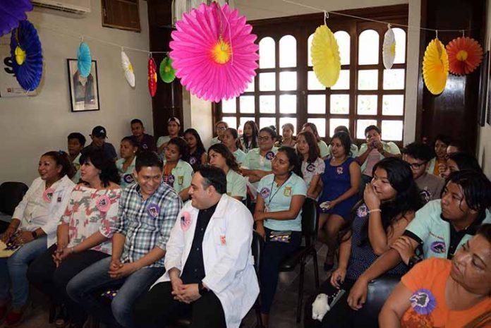 El CIJ Tapachula realizó la conmemoración del Día Internacional de la Mujer.