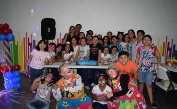 Súper consentido en su décimo cumpleaños: Jorge Iván García Herrera