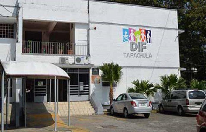 Las condiciones en que se encuentran los adultos mayores en el interior del DIF Tapachula.