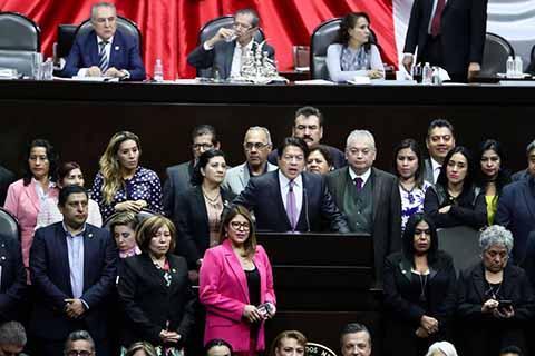 Diputados de Morena Piden a Congresos de los Estados Avalar la Guardia Nacional