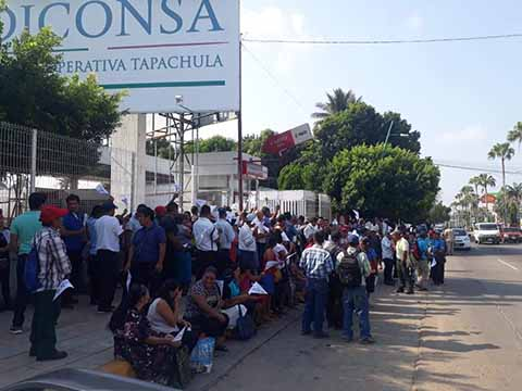 Pendiente la Resolución en DICONSA Tapachula Ordena Gobierno Federal se Realice Auditoría