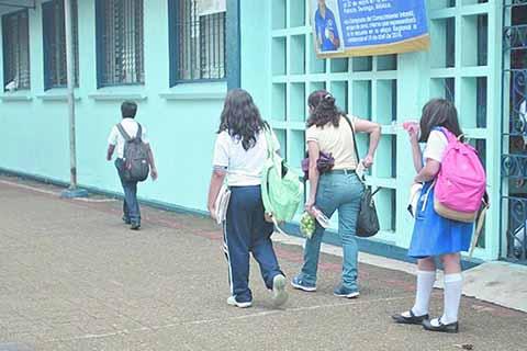 Actividades Normales las Escuelas del Soconusco Ante Alerta Roja por Calor
