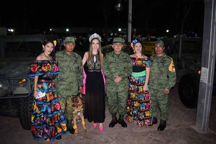 La Comisión Estatal de los Derechos Humanos, y la Secretaría de la Defensa Nacional, se encuentran dentro de la Expo Feria Tapachula, difundiendo sus actividades entre los visitantes en el Pabellón Institucional.
