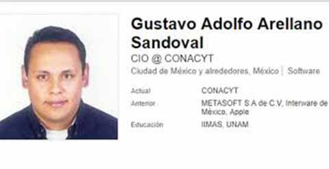 Funcionario del Conacyt Ganaba 150 Mil Pesos Mensuales