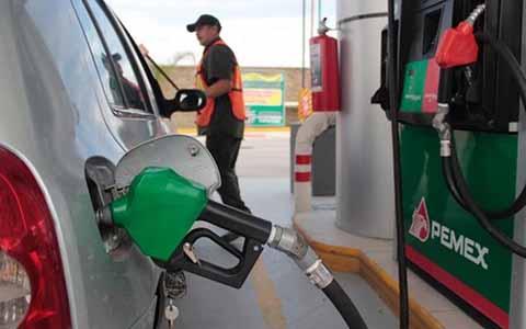 Actualizan Precios de las Gasolinas, Magna a 19.80 y Premium a Casi 21 Pesos