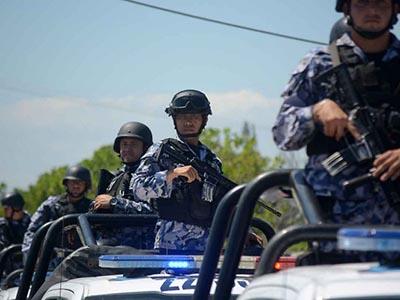 Tabasco se Suma a los Estados que Avalan Creación de Guardia Nacional