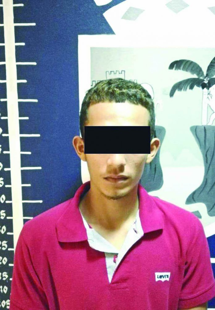 Detienen al Presunto Asesino de Policías y Comerciante