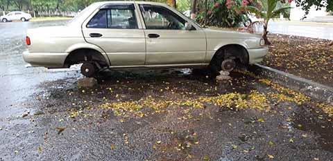 Preocupante el Incremento de Robo a Vehículos en Tapachula