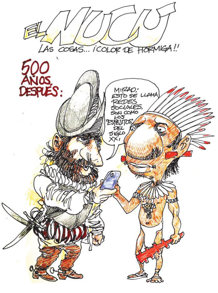500 AÑOS DESPUÉS...