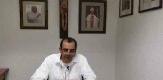 Llama Obispo Jaime Calderón a Reconstruir el Tejido Social