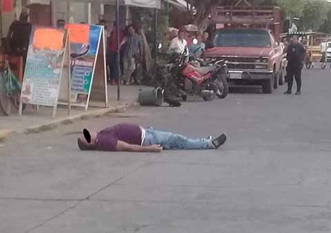 Cuatro Ejecutados en Ciudad Hidalgo; Delincuencia Rebasa Capacidad de las Autoridades Policíacas