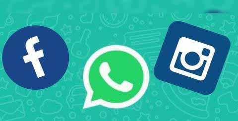 Caída y Fallas en Facebook, WhatsApp e Instagram en el Mundo
