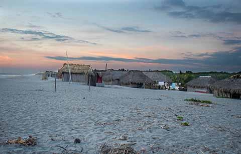 Alcaldesa de Mapastepec Mantiene en Total Abandono la Zona Turística