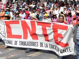 """CNTE Acusa al Gobierno de AMLO de """"Maquillar"""" Reforma Educativa de EPN"""
