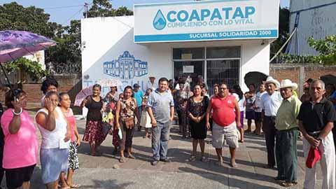 Reportan Desabasto de Agua en Decenas de Colonias en Tapachula