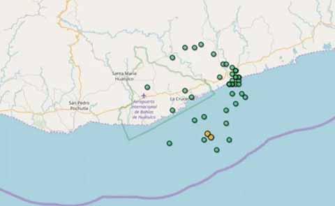 En Seis Horas Generan 42 Temblores