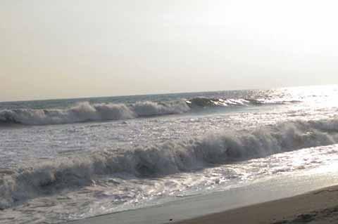 Califican Como Aptas las Playas de Chiapas