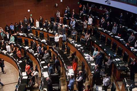 Senado Desecha Ternas de AMLO Para la CRE