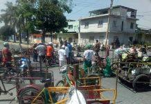 Se Agudiza el Problema de la Basura, Tricicleros Protestan por Altas Tarifas