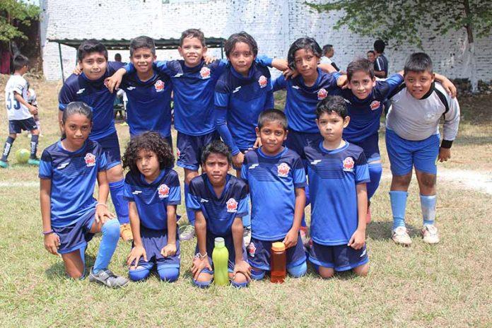Coga FC Derrota 5-3 a Real Zapata
