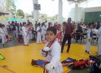 Tapachulteco Daniel Villatoro al Nacional de Juegos Escolares