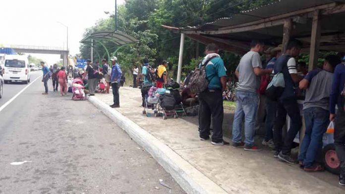Ingreso Violento de Migrantes, un Problema de Seguridad Nacional